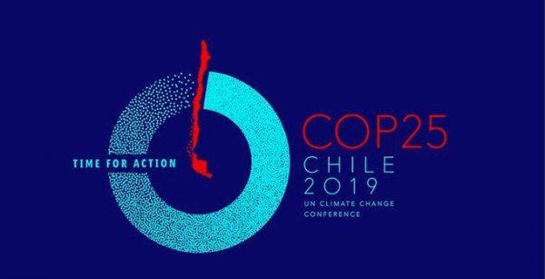 Logo COP25 Chile